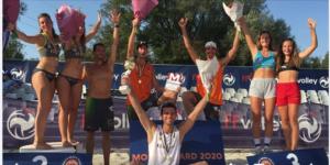 Open PMA de Beach Volley double genre @ Base de Loisirs du Pays de Montbéliard